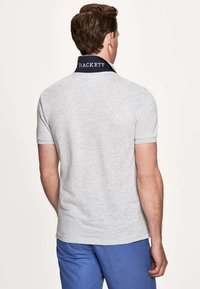 Hackett London - Polo - light grey - 2