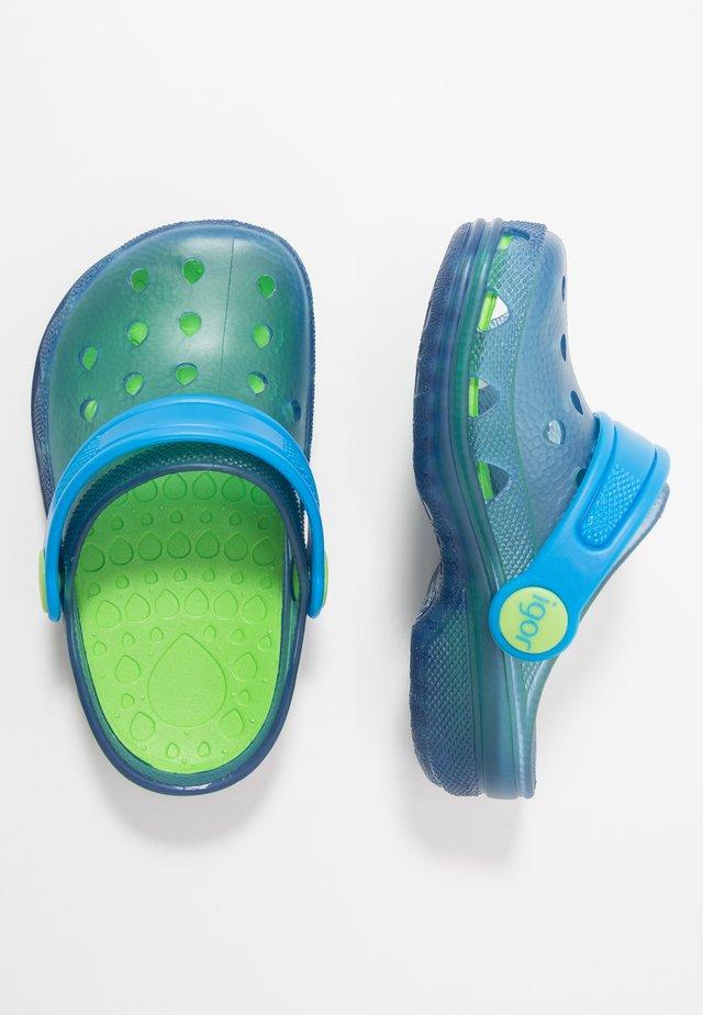 POPPY - Badslippers - azul/turquesa