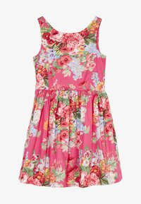 Polo Ralph Lauren - FIT DRESSES - Denní šaty - pink multi - 3