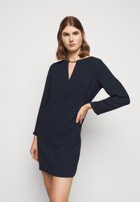 Claudie Pierlot - RIOPA - Shift dress - marine - 0