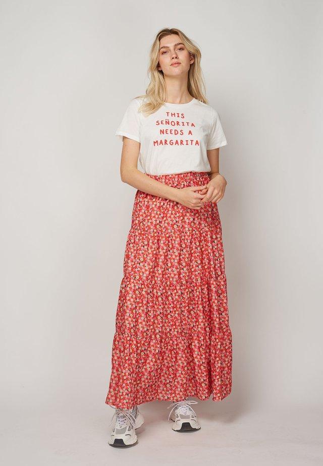 THIS SENORITA - T-shirt print - white