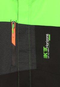 Killtec - GLENSHEE BYS - Snowboard jacket - neon-grün - 2