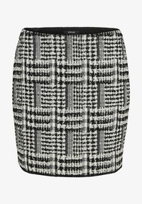 Opus - RAVENNA RETRO TWIST - Pencil skirt - schwarz - 2