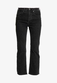 Tomorrow - MARSTON ORIGINAL - Flared Jeans - black - 4