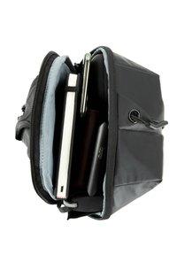 Bugatti - Across body bag - schwarz - 6