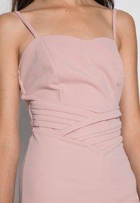 WAL G. - RIMI STRAIGHT LEG - Jumpsuit - blush pink - 4