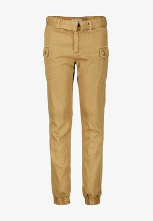 Cargo trousers - sandy desert