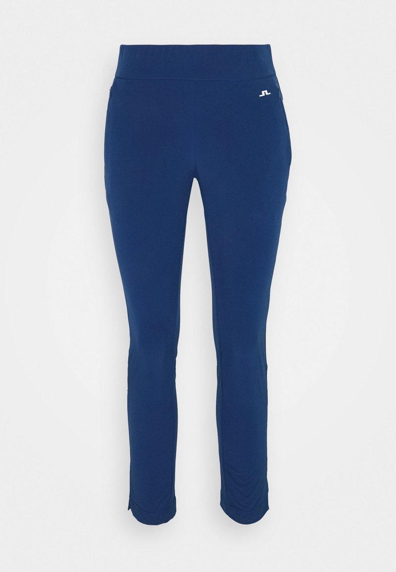 J.LINDEBERG - NEA GOLF - Trousers - midnight blue