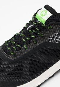 Merrell - MTL SKYFIRE - Trail running shoes - black - 5