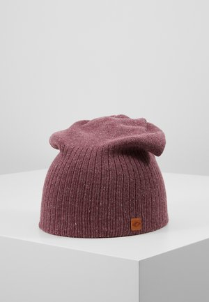 LOWELL HAT - Beanie - berry
