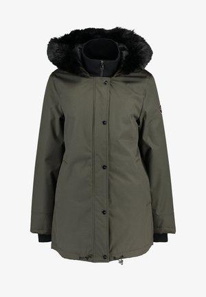 BERNICE - Classic coat - olive