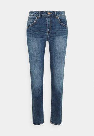 CREST - Straight leg jeans - blau