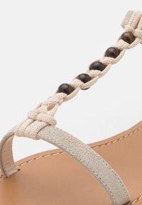 Alberta Ferretti - Sandals - beige - 6