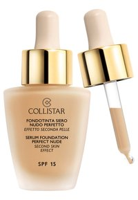 Collistar - SERUM FOUNDATION PERFECT NUDE - Foundation - n.5 amber - 0