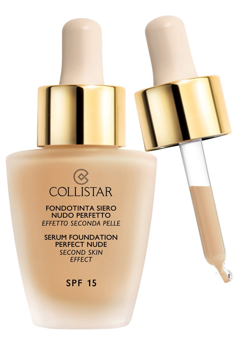 Collistar - SERUM FOUNDATION PERFECT NUDE - Foundation - n.5 amber