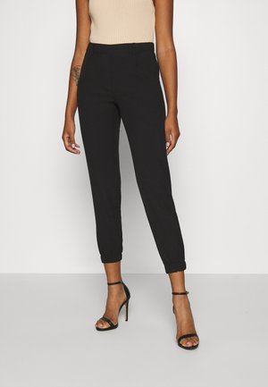 ONLESRA POLLI LIFE PULL UP PANT - Trousers - black