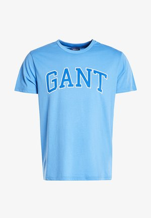 ARCH OUTLINE - T-shirts med print - pacific blue