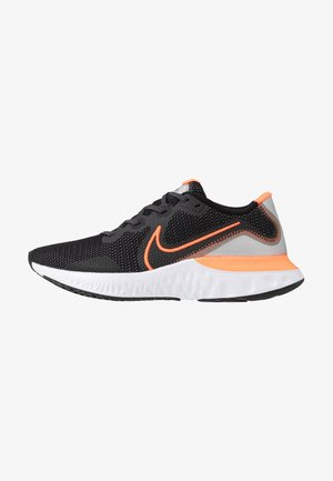 RENEW RUN - Neutrale løbesko - black/total orange/particle grey/mystic dates/white/chrome