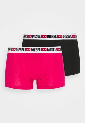 UFPN-MYA-TWOPACK MPACK:2 - Pants - black/pink