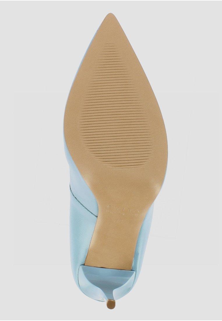 Evita ALINA - Hoge hakken - light blue - Damesschoenen Heet