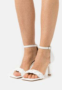 Nly by Nelly - GORGEOUS - Sandali - white - 0