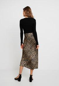 AllSaints - HERA LEPPO DRESS SET - Day dress - black - 2