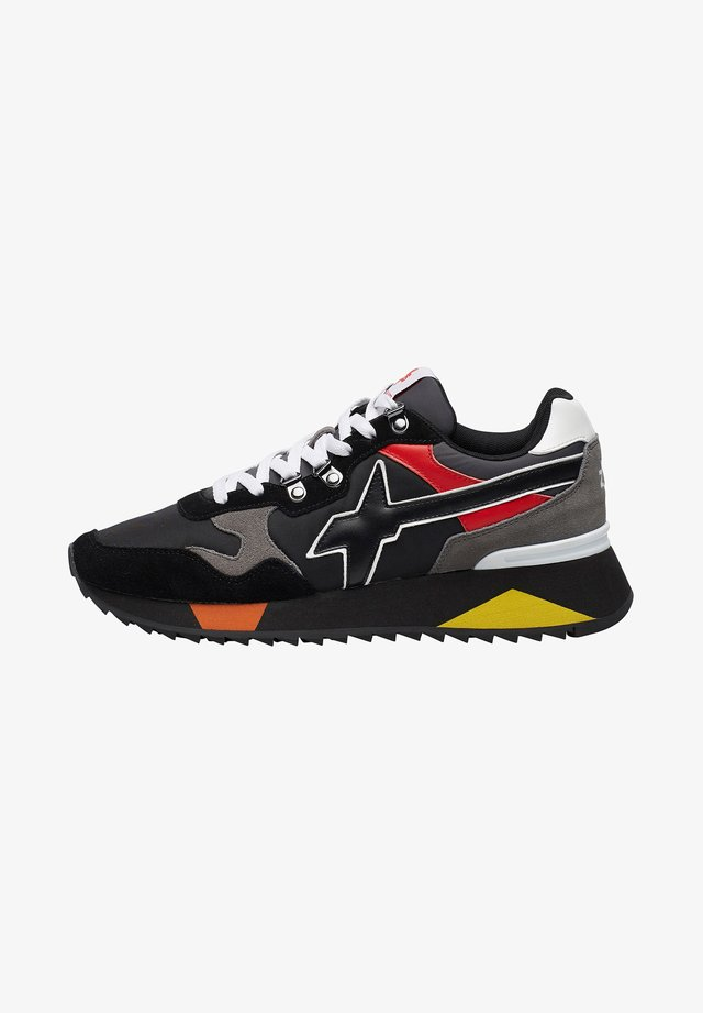 YAK-M - Sneakers basse - schwarz