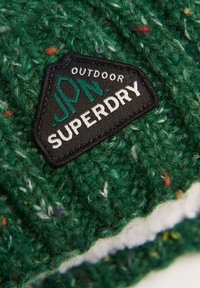 Superdry - GRACIE  - Beanie - burlington green tweed - 1