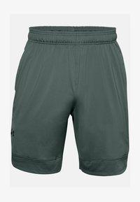 Under Armour - TRAIN STRETCH - Sports shorts - lichen blue - 3