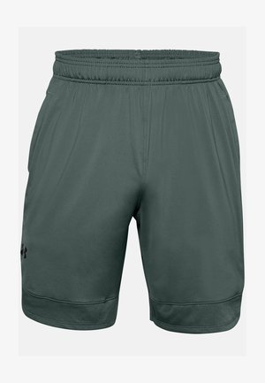 TRAIN STRETCH - Sports shorts - lichen blue