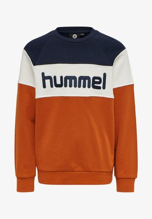 CLAES  - Sweater - bombay brown