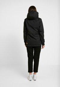 Ragwear - DANKA - Kort kåpe / frakk - black - 2
