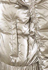 Sixth June - METALLIC SHORT JACKET - Winter jacket - grey - 2