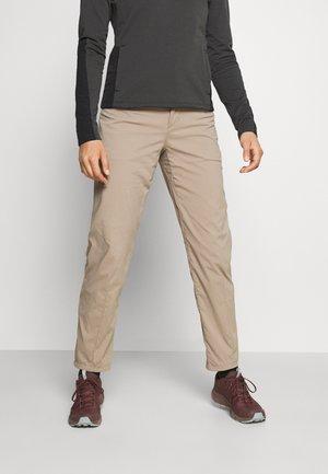 WADI PANTS - Pantaloni - beige