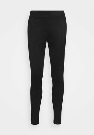 ELBINA - Leggings - black