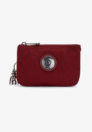 Wallet - dark red