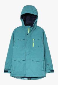 Burton - COVERT - Snowboardjacka - blue/green - 0