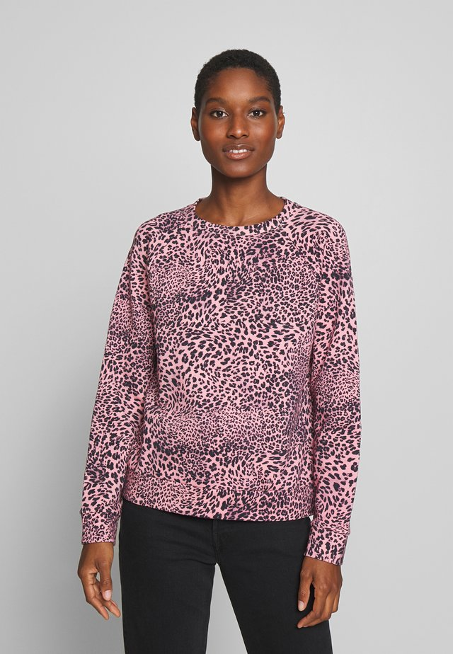 WILD CAT  - Sweatshirt - pale pink