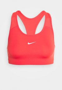 Nike Performance - BRA PAD - Sport-bh met medium support - ember glow - 5
