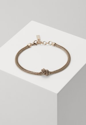 Bracelet - rosègold-coloured