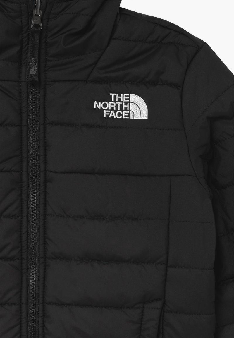 Bambina The North Face Reversible Perrito Giacca Nero//Tnf Nero L