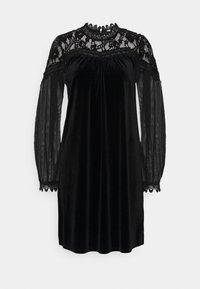 Esqualo - DRESS - Cocktail dress / Party dress - black - 0