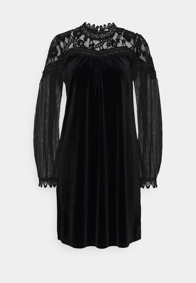 DRESS - Cocktailjurk - black