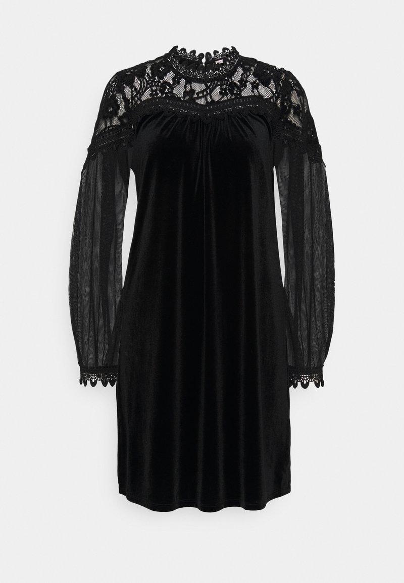 Esqualo - DRESS - Cocktail dress / Party dress - black