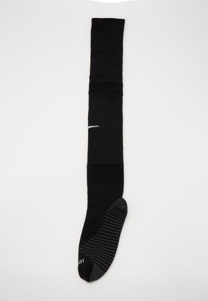 SQUAD - Calcetines hasta la rodilla - black/white