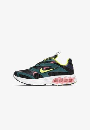 ZOOM AIR FIRE - Sneakers laag - dark teal green/blackened blue/sunset pulse/cyber