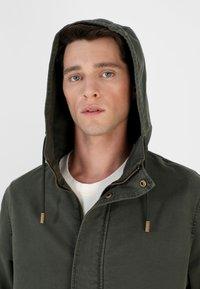 Scalpers - Outdoor jacket - khaki - 4