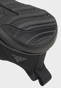 adidas Performance - FORTARUN RUNNING - Obuwie do biegania treningowe - black - 10
