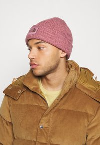 The North Face - SALTY DOG BEANIE UNISEX - Beanie - mesa rose - 1