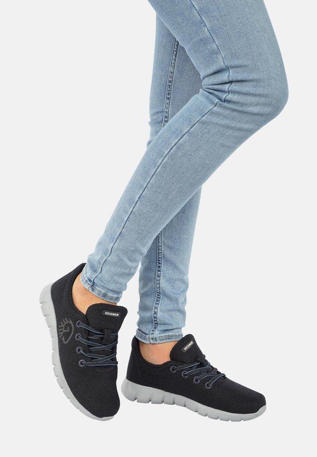 MERINO RUNNERS - Sneakers laag - dark blue